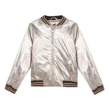 Clothing Girl Jackets Chipie 8R40014-78 Coppery