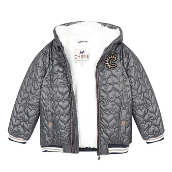 Clothing Girl Jackets Chipie 8R41014-46 Grey