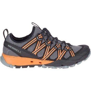 Shoes Men Walking shoes Merrell Choprock Grey,Orange,Graphite