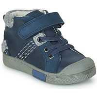 Shoes Boy Hi top trainers Mod'8 HERY Marine