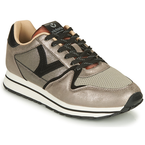 Shoes Women Low top trainers Victoria COMETA MULTI Grey