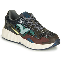 Shoes Women Low top trainers Victoria ARISTA MULTI Blue