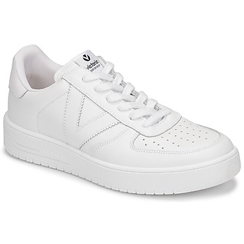Shoes Women Low top trainers Victoria SIEMPRE PIEL White