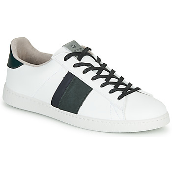 Shoes Men Low top trainers Victoria TENIS PIEL VEG White