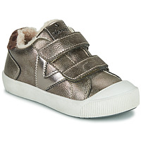 Shoes Girl Low top trainers Victoria HUELLAS  TIRAS Grey