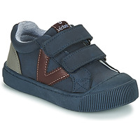 Shoes Boy Low top trainers Victoria HUELLAS  TIRAS Blue