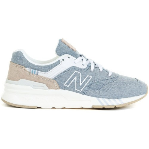 Shoes Women Low top trainers New Balance 997 Grey,Blue,Beige