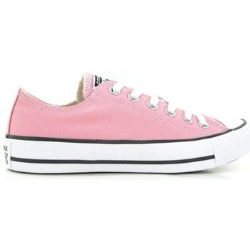 Shoes Low top trainers Converse Chuck Taylor Pink