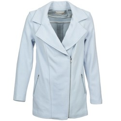 Clothing Women coats Naf Naf AIMART Blue