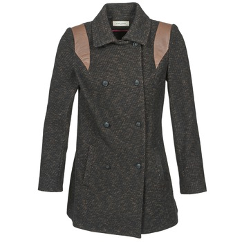 Clothing Women Coats Naf Naf ALBERTA Grey