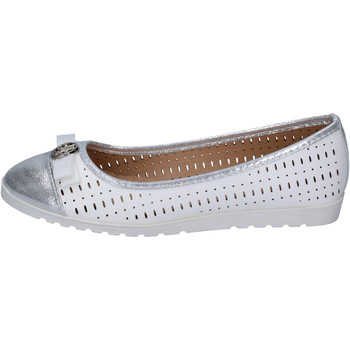 Shoes Women Flat shoes Lancetti ballet flats synthetic leather White