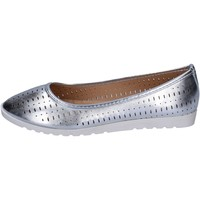 Shoes Women Flat shoes Lancetti ballet flats synthetic leather Silver