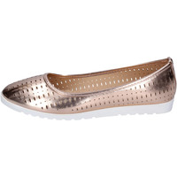 Shoes Women Flat shoes Lancetti ballet flats synthetic leather Bronze