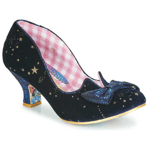 Shoes Women Heels Irregular Choice Dazzle Razzle Royal / Blue