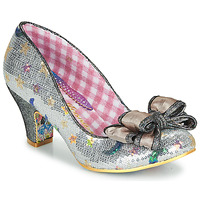 Shoes Women Heels Irregular Choice Ban Joe Silver