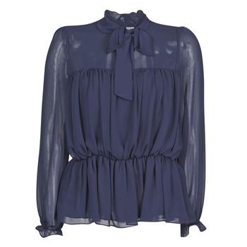 Clothing Women Tops / Blouses Naf Naf HAZUL C1 Blue