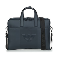 Bags Men Pouches / Clutches Emporio Armani Y4P120-YFE6J-80033 Blue
