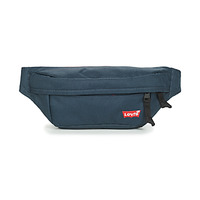 Bags Bumbags Levi's MEDIUM BANANA SLING Blue