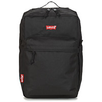 Bags Rucksacks Levi's LEVI'S L PACK STANDARD Black