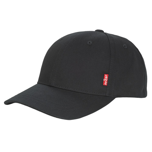 Clothes accessories Men Caps Levi's CLASSIC TWILL REDL CAP Black