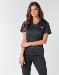 Clothing Women Short-sleeved t-shirts adidas Performance W D2M SOLID T Black