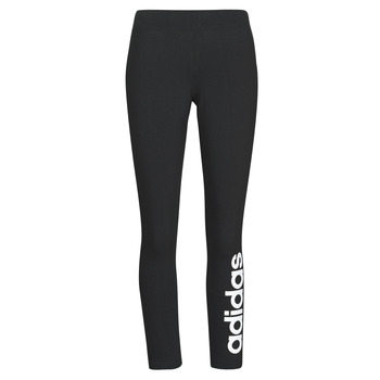 Clothing Women Leggings adidas Performance W E LIN TIGHT Black