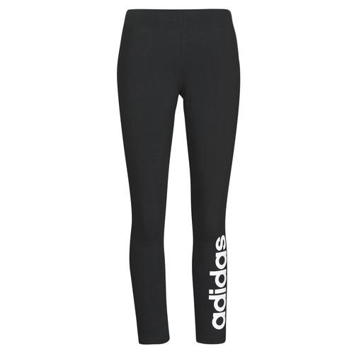 Clothing Women Leggings adidas Performance W E LIN TIGHT Black