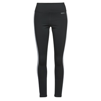 Clothing Women Leggings adidas Performance W D2M 3S HR LT Black