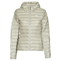 Clothing Women Duffel coats adidas Performance W Varilite Ho J Grey / Metal