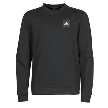 Clothing Men Sweaters adidas Performance MHS Crew STA Black