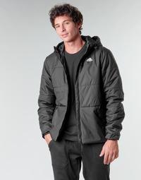 Clothing Men Duffel coats adidas Performance BSC HOOD INS J Black