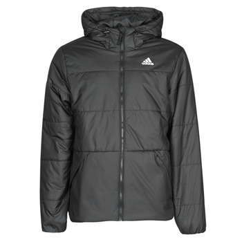 Clothing Men Duffel coats adidas Performance BSC HOOD INS J Black