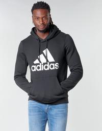 Clothing Men sweaters adidas Performance MH BOS PO FL Black