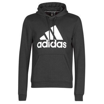 Clothing Men Sweaters adidas Performance MH BOS PO FL Black