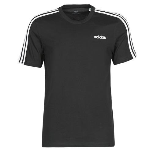 Clothing Men Short-sleeved t-shirts adidas Performance E 3S TEE Black