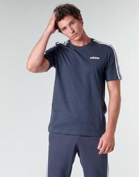Clothing Men Short-sleeved t-shirts adidas Performance E 3S TEE Ink