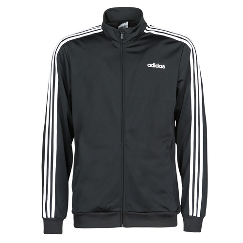 Clothing Men Track tops adidas Performance E 3S TT TRIC Black