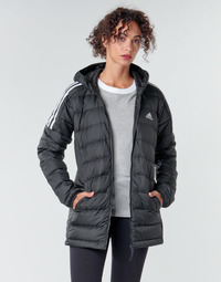 Clothing Women Duffel coats adidas Performance W ESS DOWN PAR Black