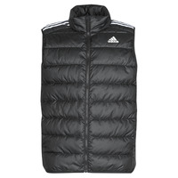 Clothing Men Duffel coats adidas Performance ESS DOWN VEST Black