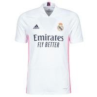 Clothing Short-sleeved t-shirts adidas Performance REAL H JSY White