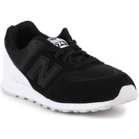 Shoes Women Low top trainers New Balance KL574C8G black, white