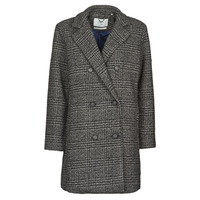 Clothing Women Coats Petrol Industries JACKET WOOL Grey