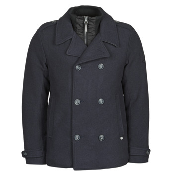 Clothing Men Coats Petrol Industries JACKET WOOL Marine