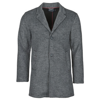 Clothing Men Coats Petrol Industries JACKET WOOL Grey