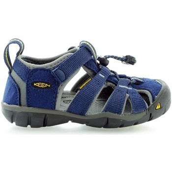 Shoes Boy Outdoor sandals Keen Seacamp II Cnx Navy blue,Graphite