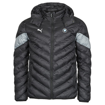 Clothing Men Duffel coats Puma BMW MMS MCS PACKLITE JACKET Black