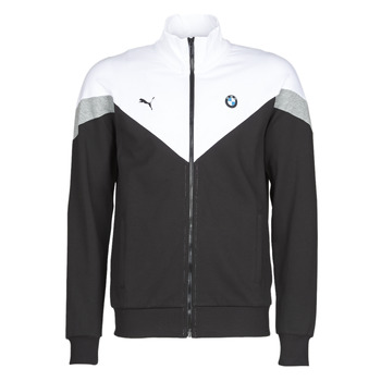 Clothing Men Jackets Puma BMW MMS MCS SWEAT JACKET Black