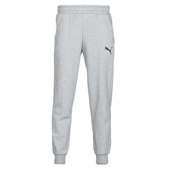 Clothing Men Tracksuit bottoms Puma ESS Logo Pants FL cl Grey