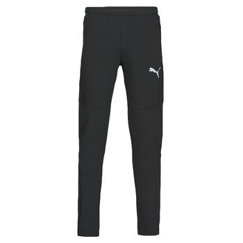 Clothing Men Tracksuit bottoms Puma EVOSTRIPE PANTS Black