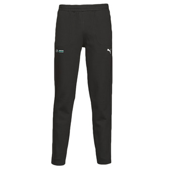 Clothing Men Tracksuit bottoms Puma MAPM SWEAT PANTS Black
